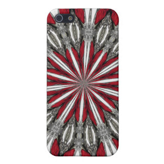 Red Arrow Medallion iPhone 5 Cover