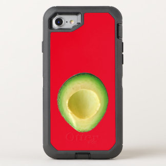 Red Avocado Love 4Linda OtterBox Defender iPhone 8/7 Case