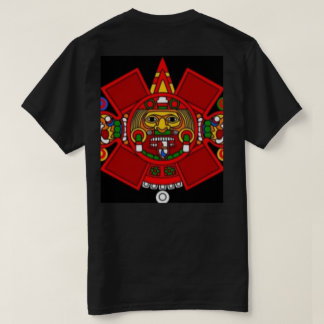 Red Aztec T-Shirt