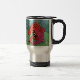 Red Baby Dragon Coffee Mugs