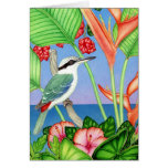 Red-backed Kingfisher Cards