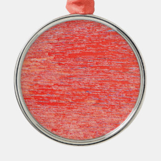 Red background christmas ornament