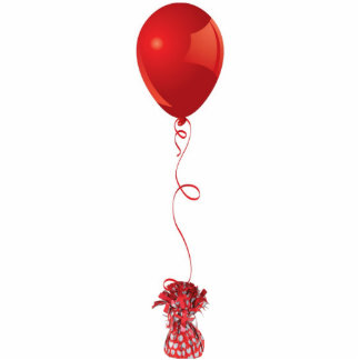 Red Balloon 2 Magnet Acrylic Cut Outs