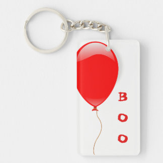 Red Balloon Keychain