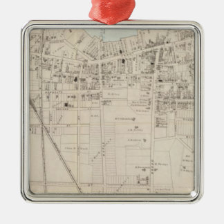Red Bank, Ner Jersey Christmas Ornament