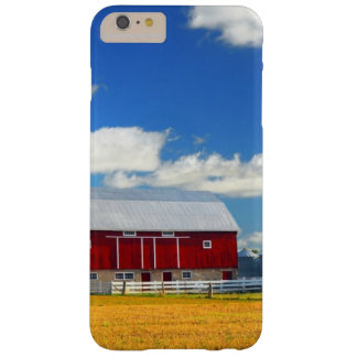 Red Barn Barely There iPhone 6 Plus Case
