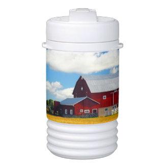 Red Barn Cooler