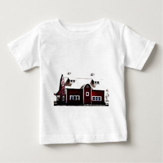 Red Barn in the Country Tee Shirts