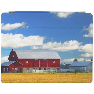 Red Barn iPad Cover