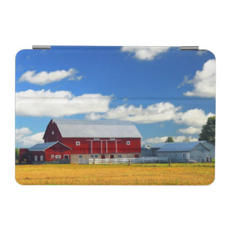 Red Barn iPad Mini Cover