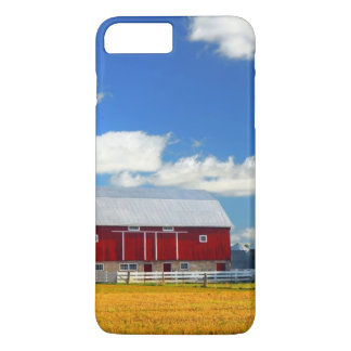 Red Barn iPhone 7 Plus Case