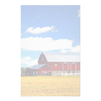 Red Barn Stationery