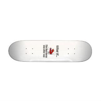 Red Baron 21.6 Cm Skateboard Deck