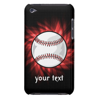 Red Baseball iPod Touch Covers