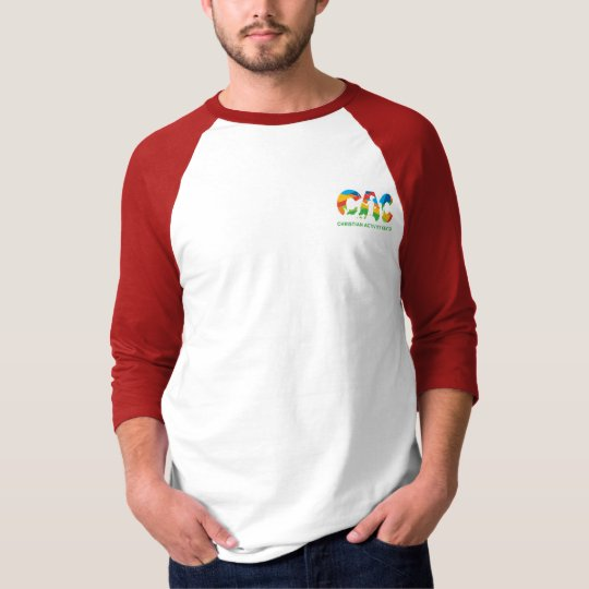 Red Baseball T-Shirt