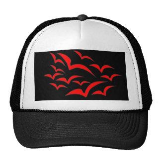 Red bat Cloud Kids Hat