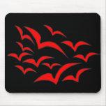 Red Bat Cloud Kids Mousepad