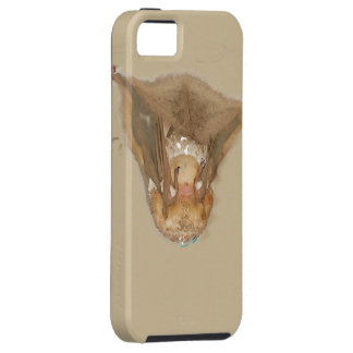 Red Bat iPhone Case