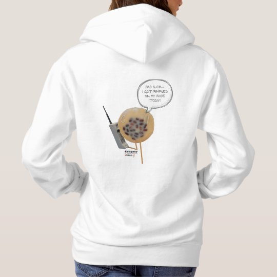 Red Bean Pudding | White Women Hoodie