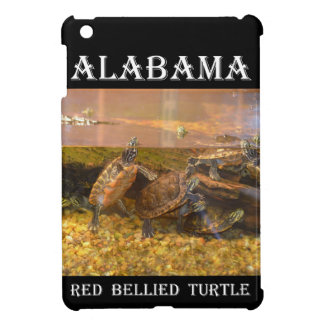 Red Bellied Turtle (Alabama) Case For The iPad Mini