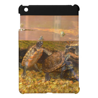 Red Bellied Turtle (Alabama) iPad Mini Cases