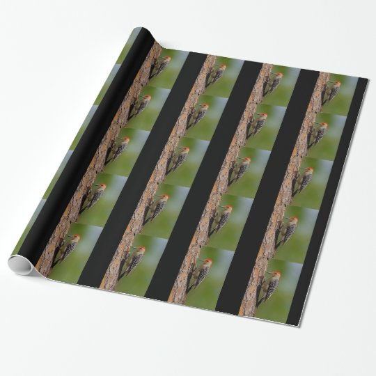 Red-bellied Woodpecker Wrapping Paper