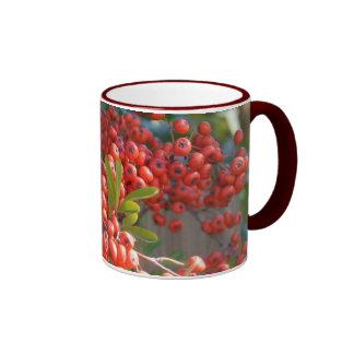 Red Berries Mug