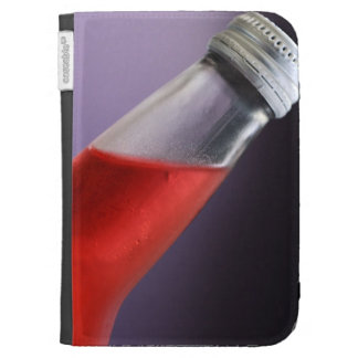 Red Berry Soda Kindle 3 Cover