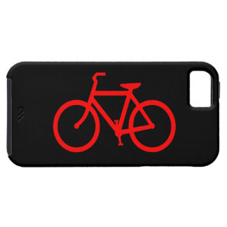Red Bike iPhone 5 Case