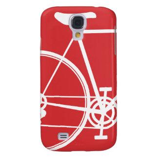 Red bike symbol 3G Galaxy S4 Case