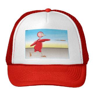 Red Bird Trucker Hat