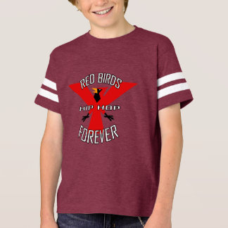 RED BIRDS FOREVER - HIP HOP T-Shirt