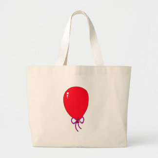 Red Birthday Balloon Bags