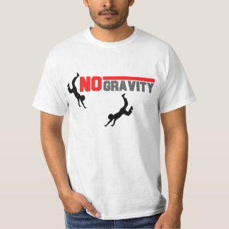 Red,black and grey zero gravity T-Shirt