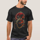 Red & Black Dragons T-Shirt