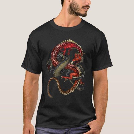 Red & Black Dragons T-Shirt