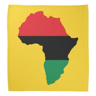 Red, Black & Green Africa Flag Do-rags