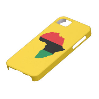 Red Black Green Africa Flag iPhone 5 Covers