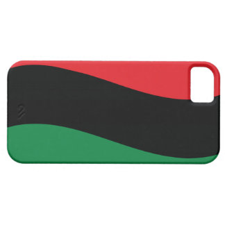 Red Black Green Flag iPhone 5 Case