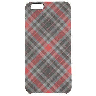Red Black Plaid iPhone 6 Apple Deflector case