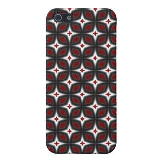 Red & Black Stargazer Art iPhone 4 Speck Case iPhone 5/5S Cases