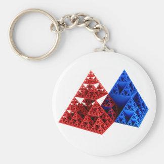 Red & Blue but NOT Khufu... Key Ring