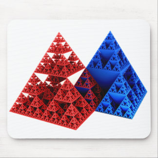 Red & Blue but NOT Khufu... Mouse Pad