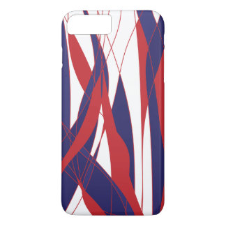 Red&Blue cellphone case