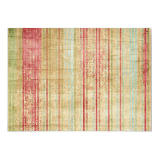 red blue green grungy stripes announcement
