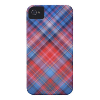 Red Blue iPhone 4 Cover