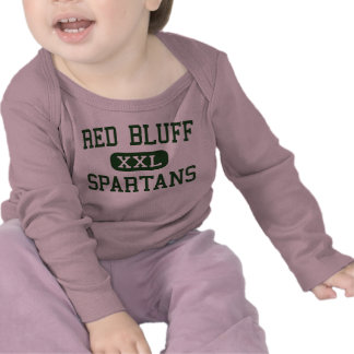 Red Bluff - Spartans - High - Red Bluff California Tees
