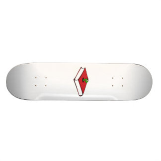 Red Book Worm Skate Boards