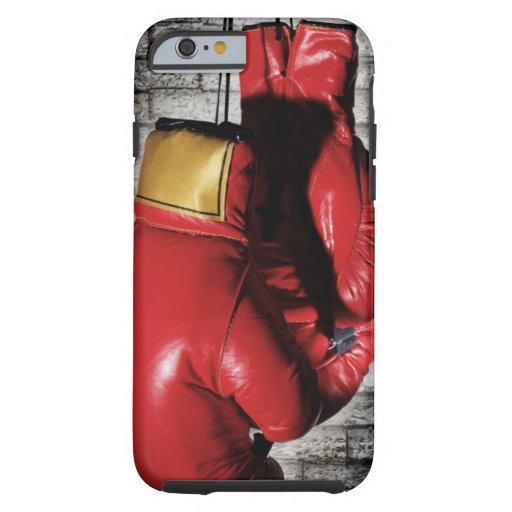 Red Boxing Gloves Case Cover iPhone 6 Case