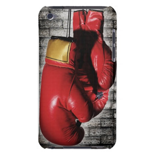 Red Boxing Gloves Case Cover iPod Case-Mate Cases